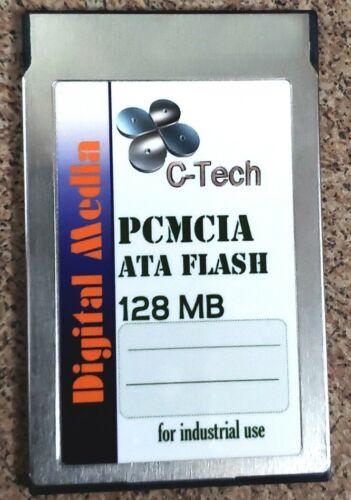 128MB ATA Flash PC Card PCMCIA