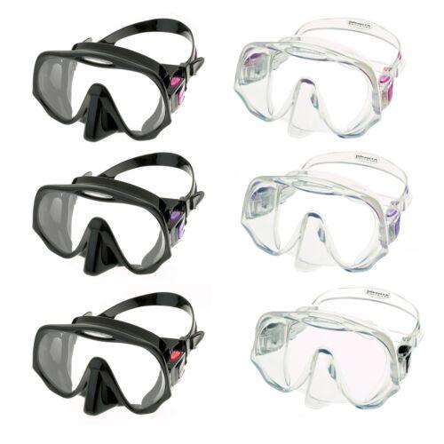 Atomic Frameless Medium Size Einglasmaske