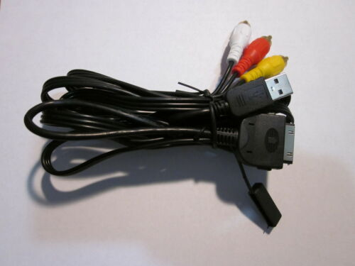 PIONEER AVIC-X7010BT iPOD ADAPTER CABLE NEW F1