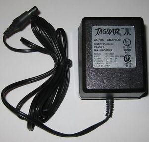 Jaguar-9V-DC-1-2-Amp-Atari-Power-Adapter-1200-mA-120-V-Input-5-5mm-Plug