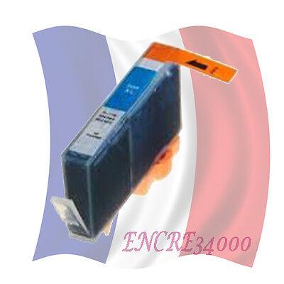 Cartouche d'encre remanufacturées HP 364 XL Gde capacité Haute Qualité avec puce