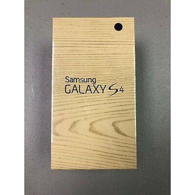 Samsung Galaxy S4 GT-I9500 (Factory Unlocked) - New Sealed