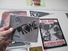 CHROME - The Visitation CD with bonus tracks Damon Edge Sun Control