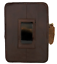 thumbnail 17 - Leather-Gun-Holster-Waist-Belt-Clip-Pistol-Pouch-Holder-Right-Left-Hand-CCW