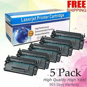 5PK-CF226X-26X-High-Yield-Toner-Cartridge-for-HP-LaserJet-Pro-M402-MFP-M426