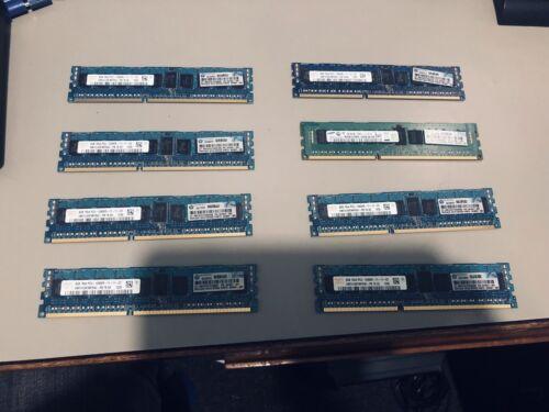 Genuine HP 647651-081 8Gb 1RX4 PC3-12800-11-11-C2 ECC REGISTERED DDR3 SDRAM
