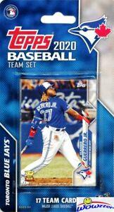 Toronto-Blue-Jays-2020-Topps-Limited-Edition-17-Card-Team-Set-Bo-Bichette-RC