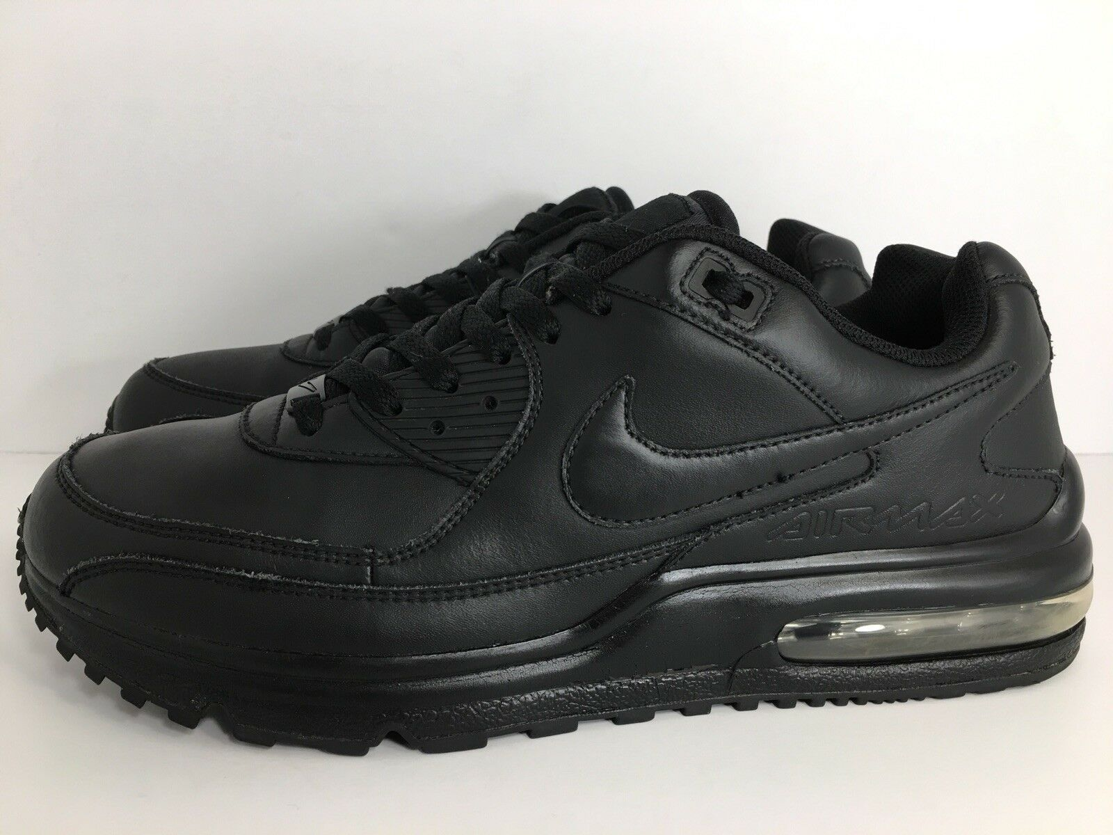 Nike Air Max Wright 317551-002 Noir Hommes Taille 10.5