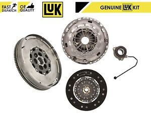 VAUXHALL ZAFIRA 1.9 CDTI 150BHP M32 SMF FLYWHEEL AND CLUTCH KIT WITH CSC