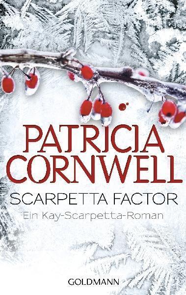 Scarpetta Factor  Patricia Cornwell  Thriller  Taschenbuch ++Ungelesen++