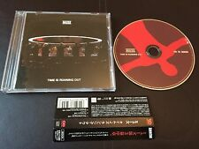 MUSE TIME IS RUNNING OUT JAPANESE RELEASE CD **MINT CONDITION** RARE **