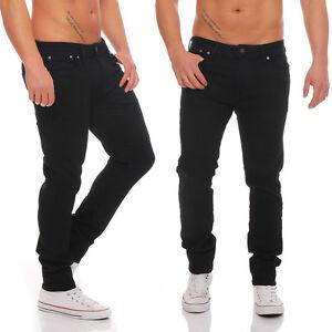 Jack-amp-Jones-Tim-Original-Ajustado-Pantalones-Vaqueros-De-Hombre