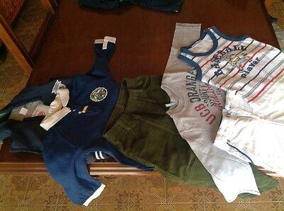 Abbigliamento Bambino 18 Mesi 6 Pezzi Vendita Calda 50-70% Di Sconto
