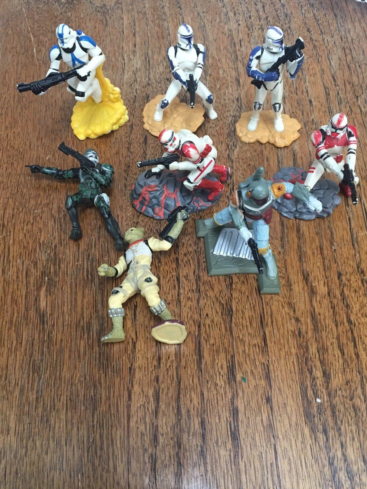 Wow       lfl 8 star wars action - figuren c-082b