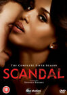 Scandal Season 5 DVD Complete Fifth 5th Series Region 2