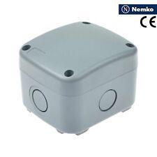 Ip66 Waterproof Enclosure Electrical Junction Box Wire Cable Case Weatherproof