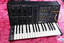 USED KORG MS-10 Perfect Working synthesizer ms10  Keyboard WorldWide Shipment