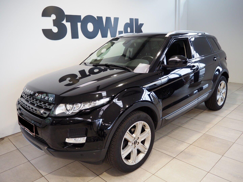 Land Rover Range Rover Evoque 2,0 Si4 240 Prestige aut. 5d - 429.980 kr.