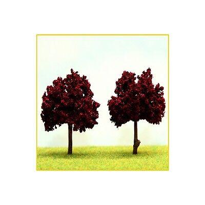 100% Vero 2 Prunus 7 Cm ( Er Decor - Er.2387 )