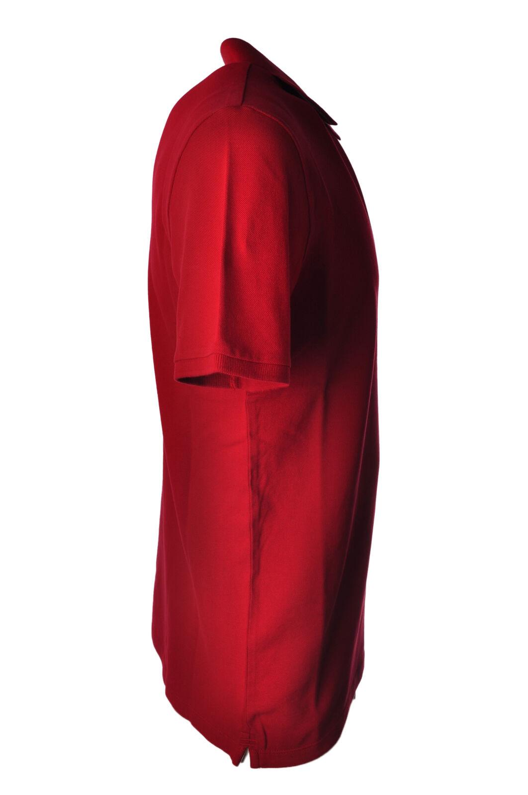Woolrich - Topwear Topwear Topwear Polo - Mann - Rot - 5018914H184307 2c5191