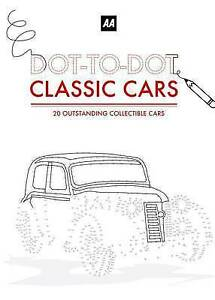 dot to dot classic cars by aa publishing paperback 2016 ebay