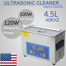 45l Ultrasonic Cleaner Cleaning Equipment Liter Industry Heated Withtimer Heater