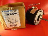 Ao Smith Uh1026v1, Model F48u9901, Motor 1/4hp, (grainger 4ue27)