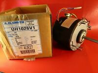 Ao Smith Uh1026v1, Model F48u9901, Motor 1/4hp, (grainger 4ue27)