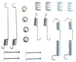 Quick Brake 0646 Kit de Accesorios para Freno Zapatos Q646 228.6x42 ATE