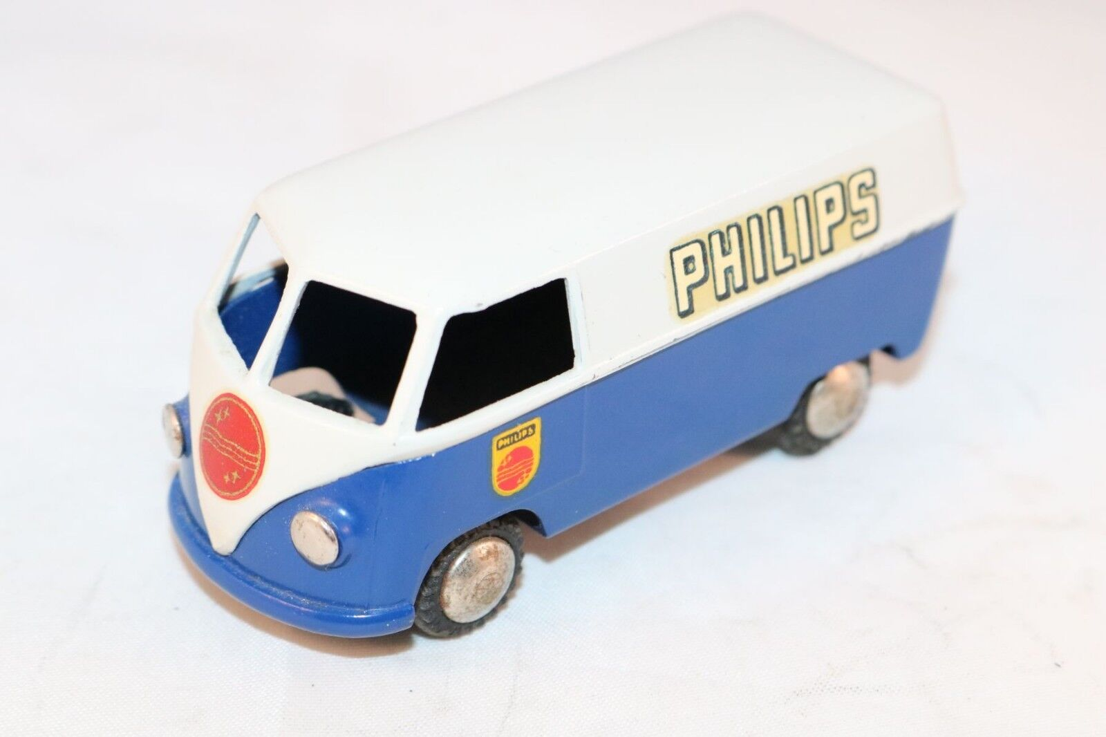 Tekno Denmark 405 PHILIPS Volkswagen transporter Pick Up 99.9% mint a beauty