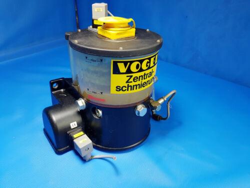 VOGEL SKF Kolbenpumpe KFG1W-2-S9+486 Zentralschmierpumpe Schmiersystem 24V
