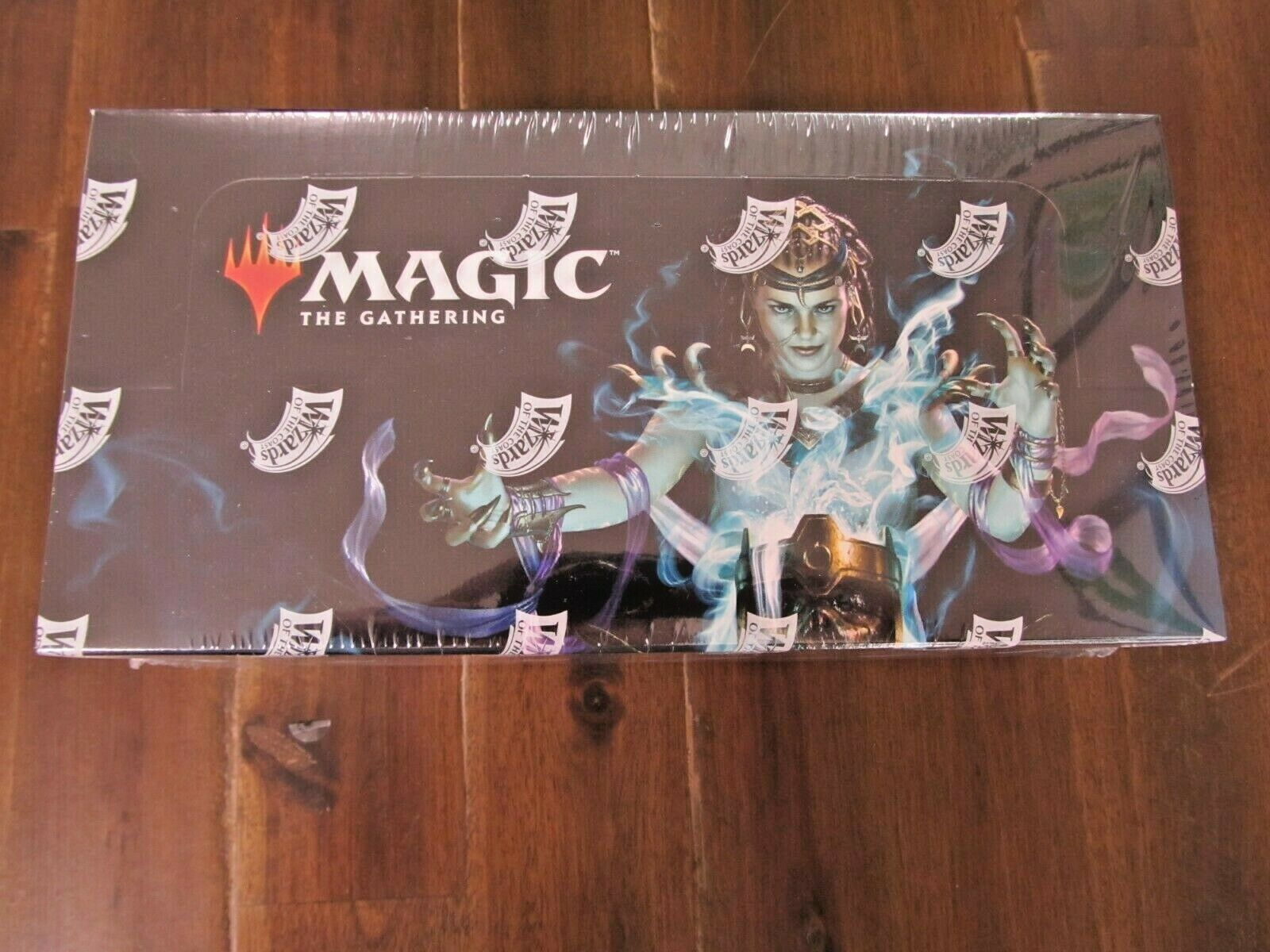 ULTIMATE MASTERS Booster Box Factory Sealed Magic the Gathering + Extra Topper