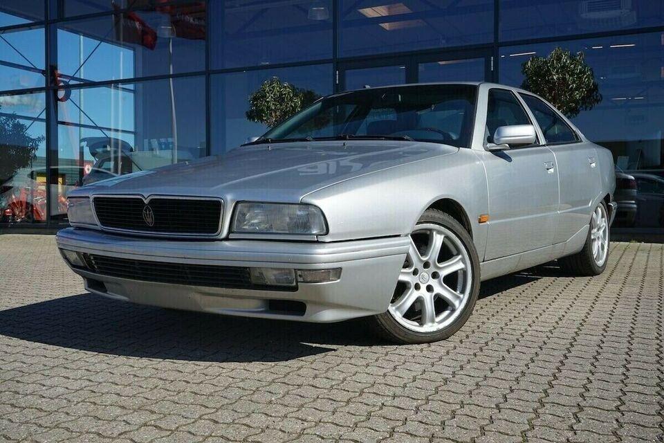 Maserati Quattroporte 2,0 - dba.dk - Køb og Salg af Nyt og ...