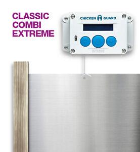 ChickenGuard-Extreme-Automatic-Chicken-Coop-Door-Opener-amp-Door-Kit-Set