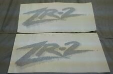 ZR2 Chevrolet Bedside Decal Sticker 4X4 S10 GMC Sonoma Chevy Blazer OEM Replica