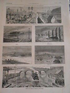Gravure-1875-Les-Inondations-en-Anglette-Nottigham-Derby-Trent-etc