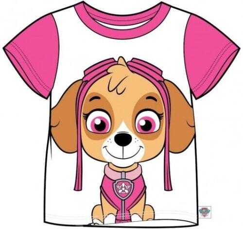 Childrens Paw Patrol T Shirt Top Zuma Skye Everest Rocky 2-7yrs FREE UK P/&P