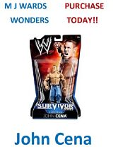 WWE PPV Basic Series 11 Survivor Series Heritage John Cena ** GREAT GIFT **