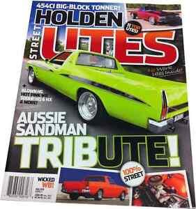 STREET-HOLDEN-UTES-No-1-MAGAZINE-features-Aussie-Sandman-Tribute
