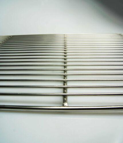 solo 10 mm bacchetta distanza ø bacchette 4mm v2a Griglia in acciaio inox 54 x 34
