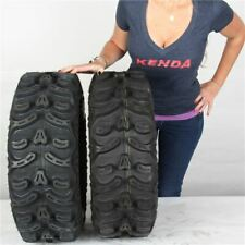 2 8ply 26x11-14 Pair of Kenda Bear Claw HTR Radial ATV Tires