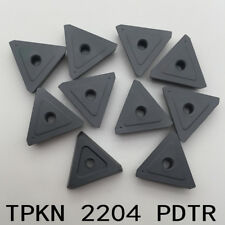 10pcs TPKN 1603 PDTR TPKN32PDTR CNC milling cutter carbide INSERT for TP16