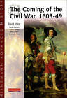 The Coming of the Civil War 1603-49 by David Sharp (Paperback, 2000)
