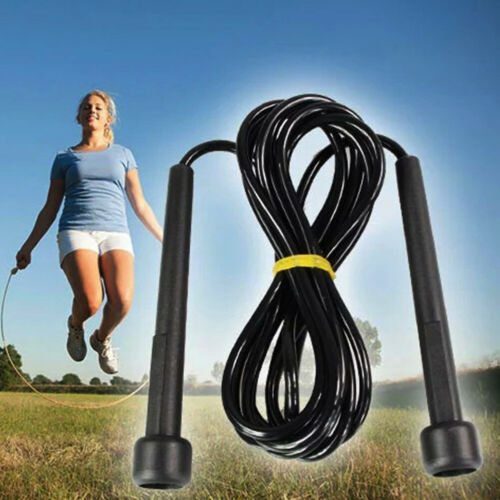 Plastic Sports Jumping Rope Speed Rope Skipping Rope Boxing Exercise Rope CDN