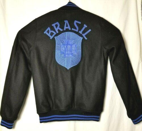 lana Brazil mezcla negra Front Cbd Brasil de Nike Jacket Zip Letterman Sm Destroyer Exq1IwXP