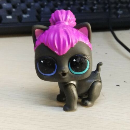 Rare LOL Surprise Doll PETS SPICY KITTY Series 3 Animals KITTEN CAT