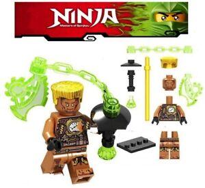 Ninjago-Echo-Zane-ZX-Master-of-Spinjitzu-Custom-Lego-Mini-Figur-Lloyd-Ninja-Spielzeug