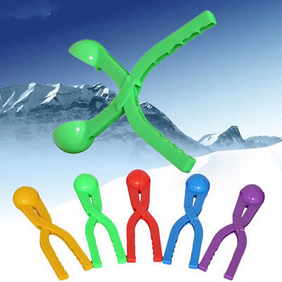 Winter Snowball Makers Pliers Former Snowball Clip Fights Funny Activity Tool