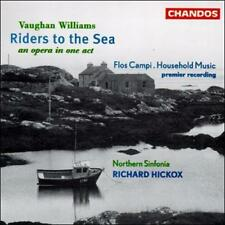 Vaughan Williams: Riders to the Sea; Flos Campi; Household Music, New Music