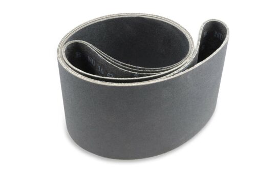 3 Pack 4 X 106 Inch 1000 Grit Silicon Carbide Sanding Belts
